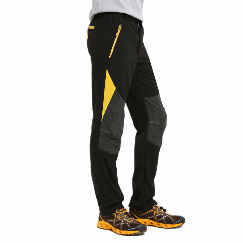 Men Summer&Spring Quick Dry Sport Pant Outdoor Hiking&Trekking Trousers Multi-Use Rock Climbing&Fishing&Cycling summer women spring trecking quick dry hiking shirt woman fishing pant sportwear camping trousers suit plus size shirt pant s21