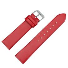 1PC 20mm Women Fashion Leather Watch Strap Watch Band New arrival Fashion Ladies wrist bracelet watchbandsF3