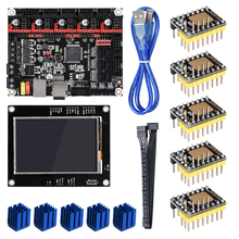 BIGTREETECH SKR V1.3 Smoothieboard Control Board 32 Bit+BLTouch+TMC2208 TMC2130+TFT35 Touch Screen VS MKS Gen L 3D Printer Parts