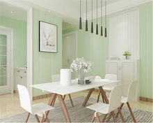 beibehang papel de parede Modern Simple Pure Plain Stripe Pink Green Blue White Bedroom Parlor Hotel Walkway Gallery Wall Paper beibehang papel de parede modern simple pure plain stripe pink green blue white bedroom parlor hotel walkway gallery wall paper