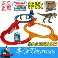 Hot wheels Nouveau thomas et ses amis train jouet Dinosaure fossiles transport toys pour enfants Enfants Toys Meilleurs Cadeaux Sur Stock