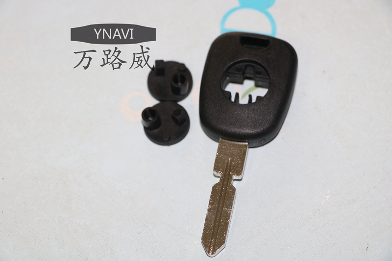 YNAVI 1PCS High Quality 4 Track Transponder Key Blank Shell HU39 Blade For Mercedes For Benz C E S SL CLASS Free Shipping