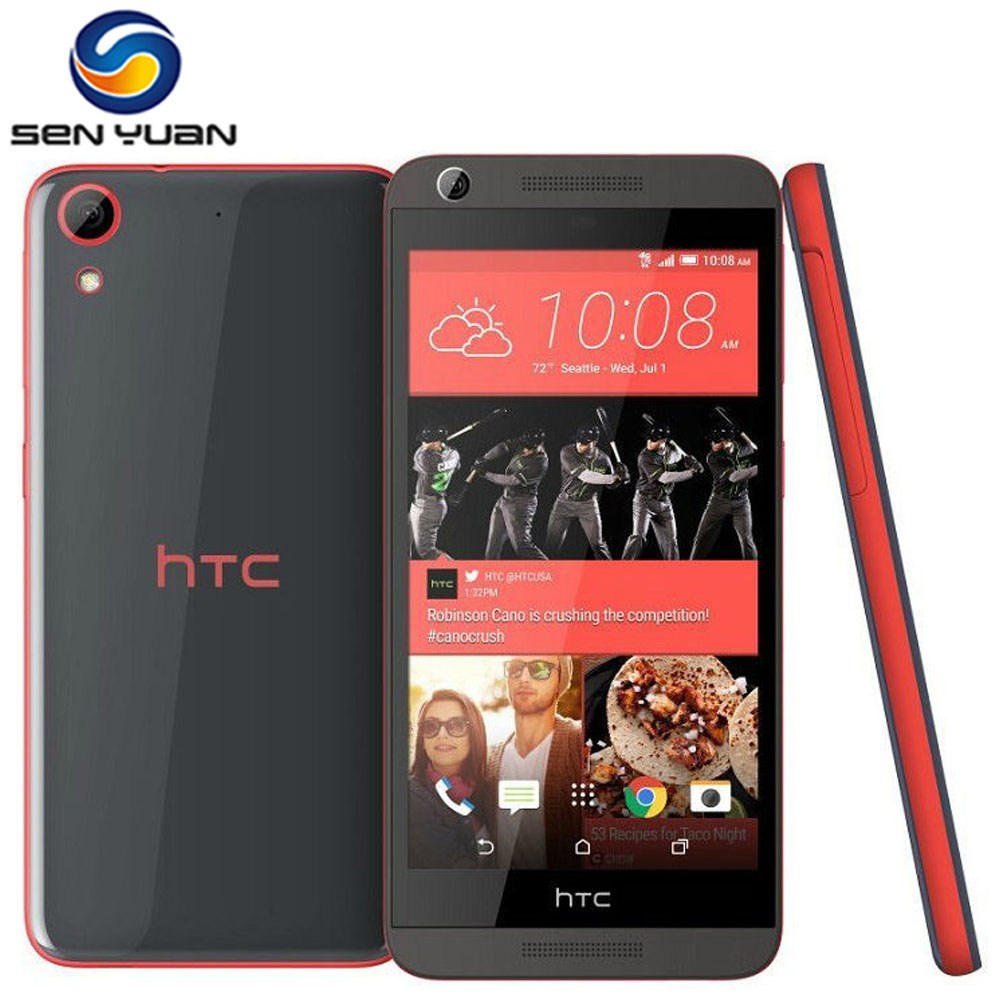 "Original HTC Desire 626 626S 626W cell phone Mobile Phone 5"" Touch screen  Quad Core 2GB RAM 16GB ROM 8MP camera cellphone -in Mobile Phones from  Cellphones ..."