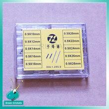 Набор из нержавеющей стали 10 мм~ 28 мм, ремешок для часов Capsa tube Bars, Диаметр 1,2, ремешок для часов, застежка, шпильки