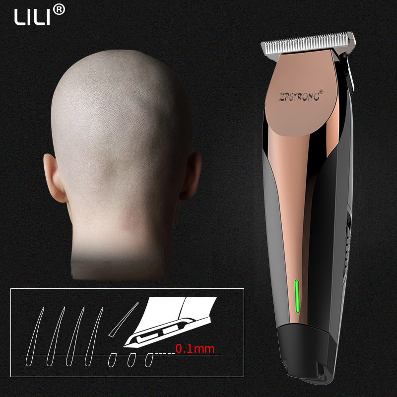 100 240V Hair Trimmer professional Hair Clipper Beard Trimmer Shaving mchine Men s Hair Cutter Barber