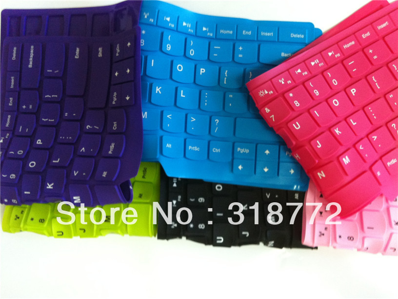 Free ship 1PC solidcolor laptop  keyboard cover skin Protector film sticker for IBM ThinkPad E430 E430C E435 E335 T430 X230 e330