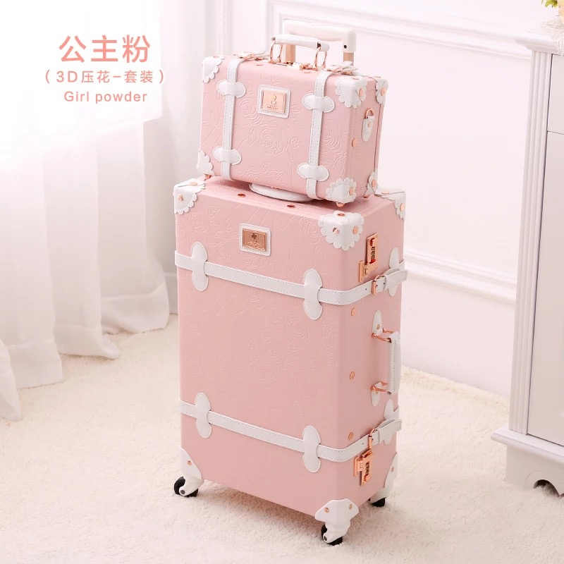 973a3a507358 Detail Feedback Questions about GraspDream Vintage Floral PU Travel ...