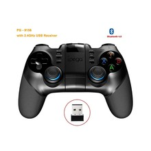 IPEGA PG-9156 Batman Game Controller Bluetooth Game Controller 2.4GHz Wireless Receiver Operation Column Android Game Console цена 2017
