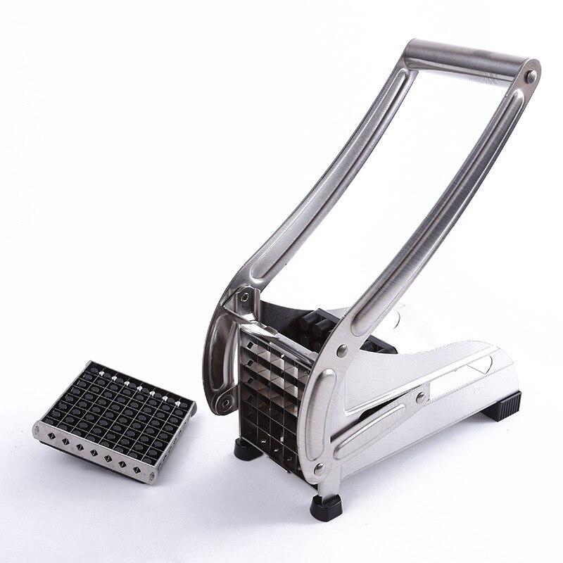 Croustilles faisant la machine croustilles pomme de terre alimentaire frite coupe pomme de terre Cutter cuisine Gadgets concombre tranche machine de découpe