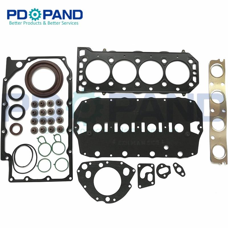 18K4F 18K4G Complete Gasket Set 50186200 LVQ000120 For Rover 200 RF 218 75 Saloon/Tourer RJ MG TF 135/120 1.8 1796cc