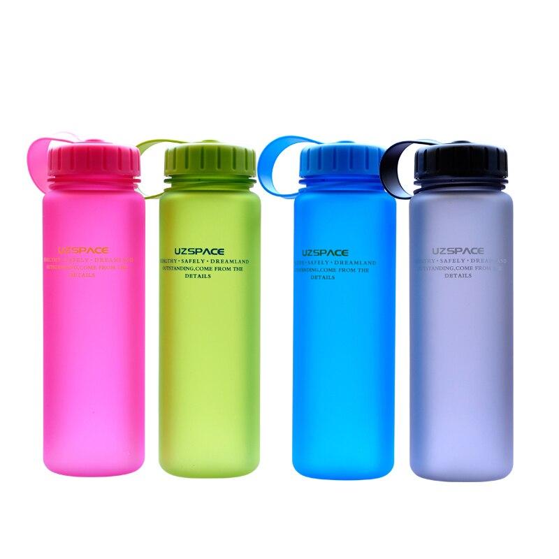 BPA Free Tritan Material 500ML Water Bottles My Portable Tea With Original Box Gift Nutrition Custom Fashion Shaker Bottle