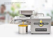Machine multifonctionnelle de presse à huile d'acier inoxydable pour l'expulseur d'huile de machine-outil de presse à huile de prix usine à vendre