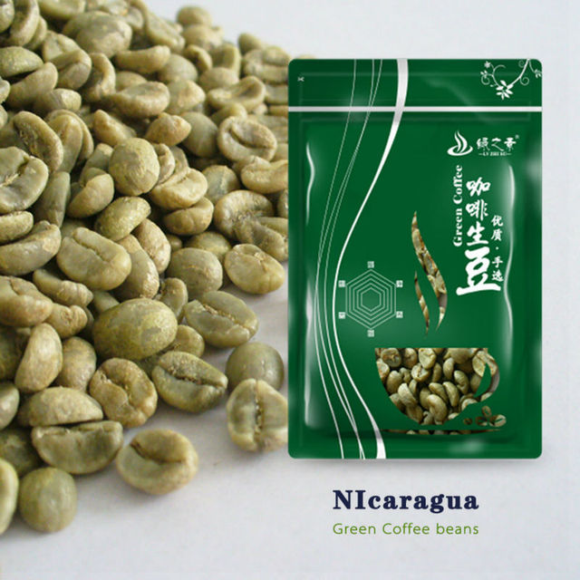 Unroasted Coffee Beans >> Us 25 1 Free Shipping 500g Nicaragua Green Coffee Beans Raw Unroasted Arabica Aromatic Balanced And Delicious Acidity Excellent Fruity Di Dari
