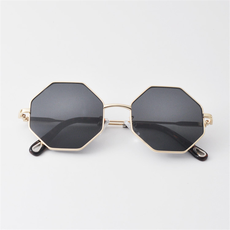 Vazrobe Jungen Mädchen Sonnenbrille Hexagon Sonnenbrille Für Kinder 3-8 Altersgruppen Uv400 Sonnenbrille Kind Junge Mädchen Polygon KöStlich Im Geschmack