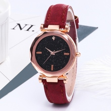 Newest Fashion Starry Sky Women Watch 2019 Trending New Design Quartz Cute Girls Wristwatches Reloj Mujer Zegarki Damskie