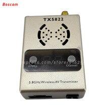 BOSCAM rc fpv émetteur vidéo 5.8 ghz 2200 MW 32CH LED longue portée sans fil av modèle quadcopter TX pour hélicoptère avion drone