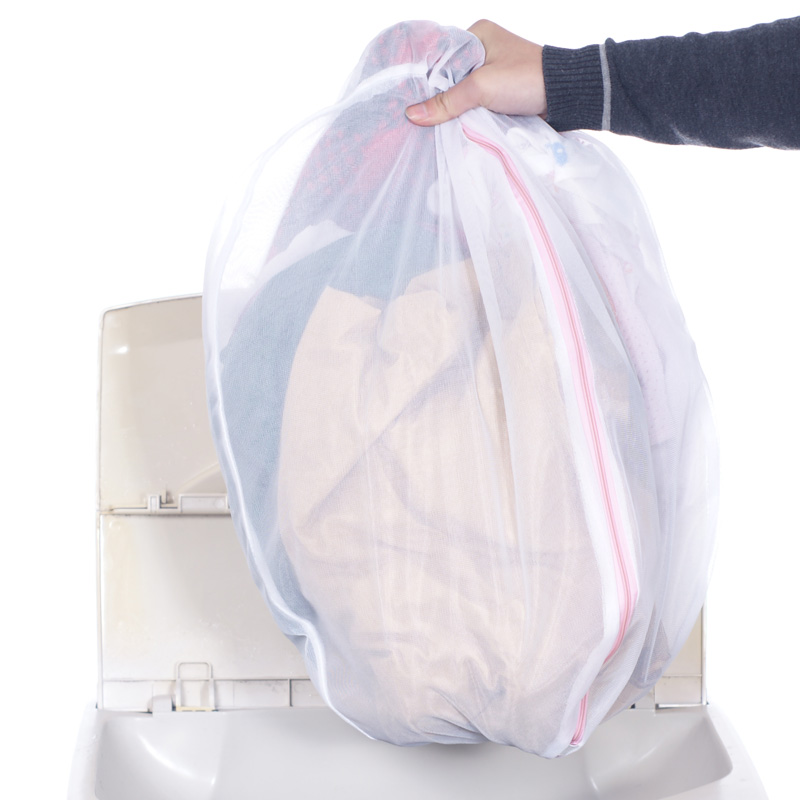 4 шт., двухслойная стиральная машина для одежды, прачечная с молнией, корзина, сетчатый мешок, бытовой чистящий инструмент, стирка, сумки для ...