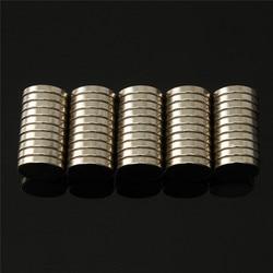 100pcs Dia 10mm x 2mm N35 Round Magnets Bulk NdFeB Neodymium Disc Rare Earth Magnets Powerful 10 x 2mm Magnet