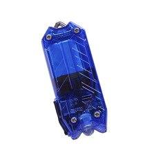 45LM 2 режима мини USB светодиодный светильник-вспышка перезаряжаемый светильник-брелок для ключей наружные спортивные велосипедные аксессуары Высокое качество 1 мая