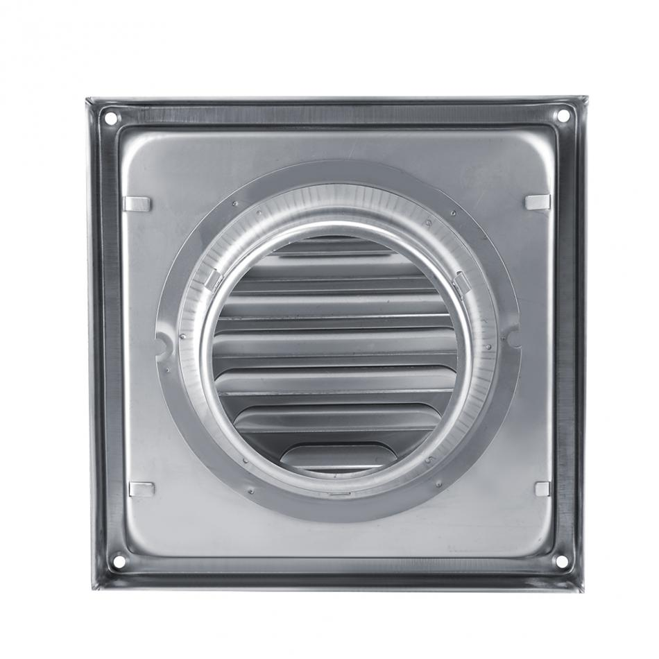 Stainless Steel Wall Air Vent