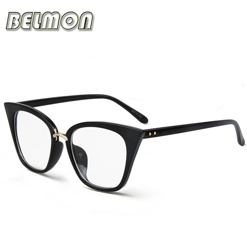 Brillen Rahmen Frauen Computer Optische Vintage Brillen Für frauen ...