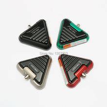 One Premium Triangle Tattoo Foot Pedal Switch For Tattoo Power Supply