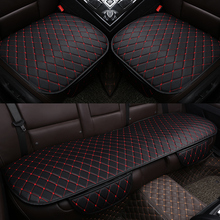 Car Seat Covers Cushion Universal Auto Leather Seat Cover In