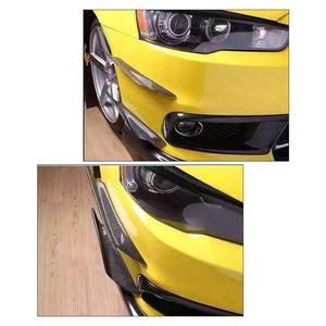 4pcs Car Front Bumper Side Win