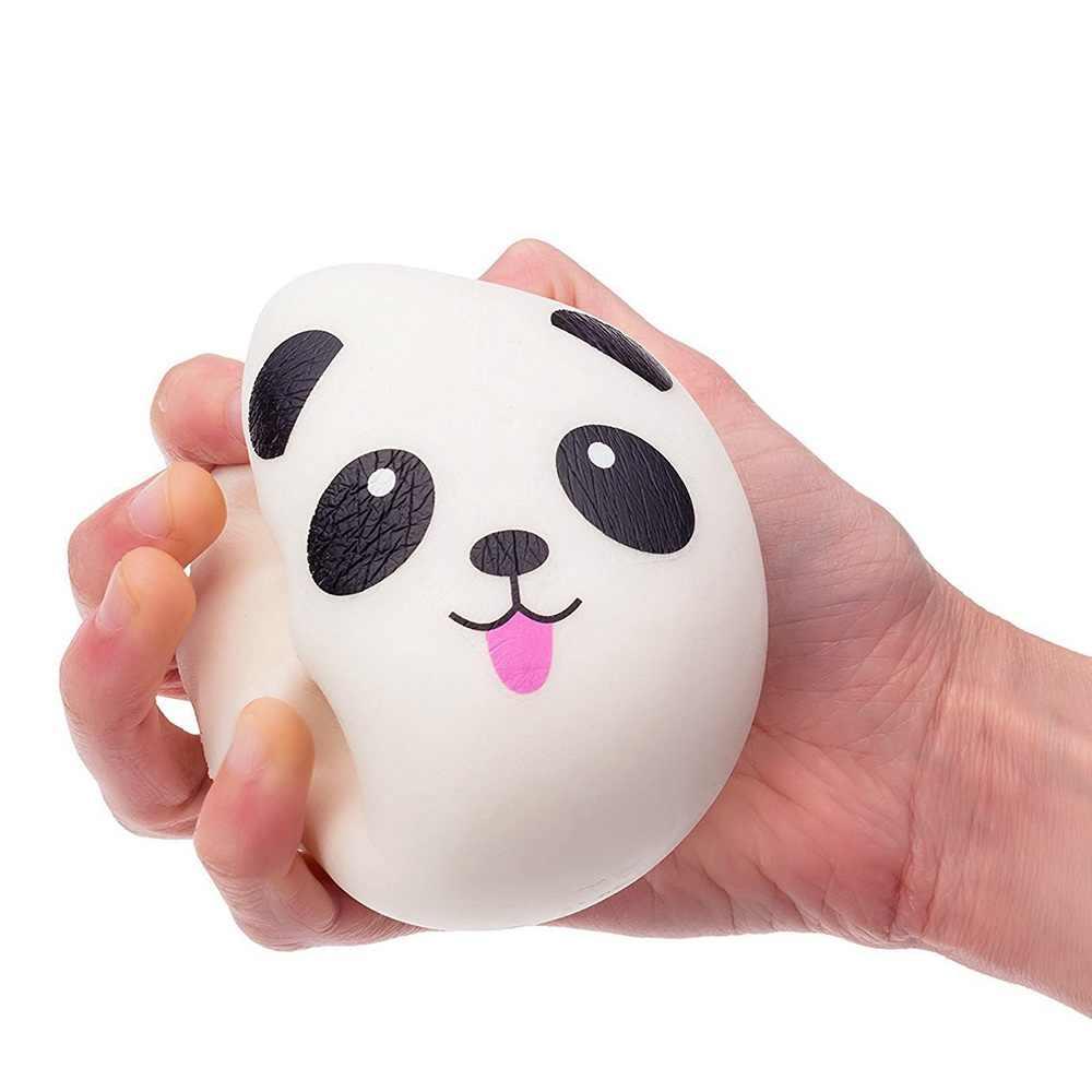 Антистресс Мягкая панда банан сквише гаджет Новинка и кляп игрушки снятие стресса анти-стресс практичные шутки сюрприз Сжимаемый подарок
