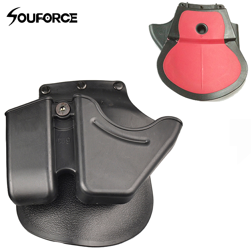 CU 9 Holster Punch Magazine Pouch Esposas - Caza