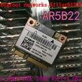 Para Bigfoot redes 2.4 G 5 G tarjeta WLAN Killer N1202 AR5B22 doble banda N + BLUETOOTH BT WIFI tarjeta inalámbrica