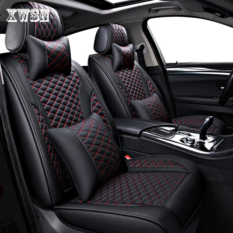 Universal car seat cover for <font><b>audi</b></font> <font><b>a5</b></font> <font><b>sportback</b></font> <font><b>audi</b></font> a3 <font><b>sportback</b></font> a8 a4 b7 <font><b>b8</b></font> b9 q7 q5 a6 c7 car seat protector car accessories image