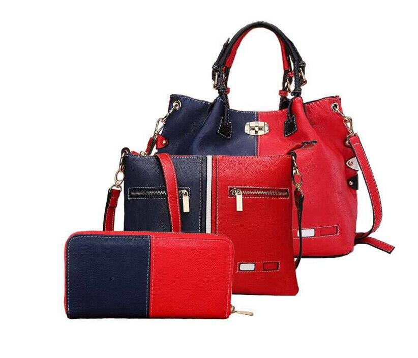 Original  Women39s Handbag Patchwork Designer Brand Ladies39 Office Shoulder Bag