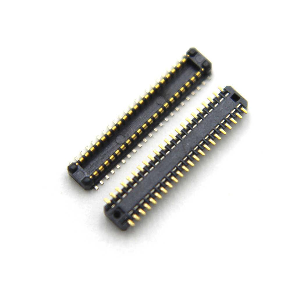 2 pcs/lot nouveau connecteur d'écran LCD FPC pour Sony Xperia Z1 L39h C6902 C6903 sur câble flexible