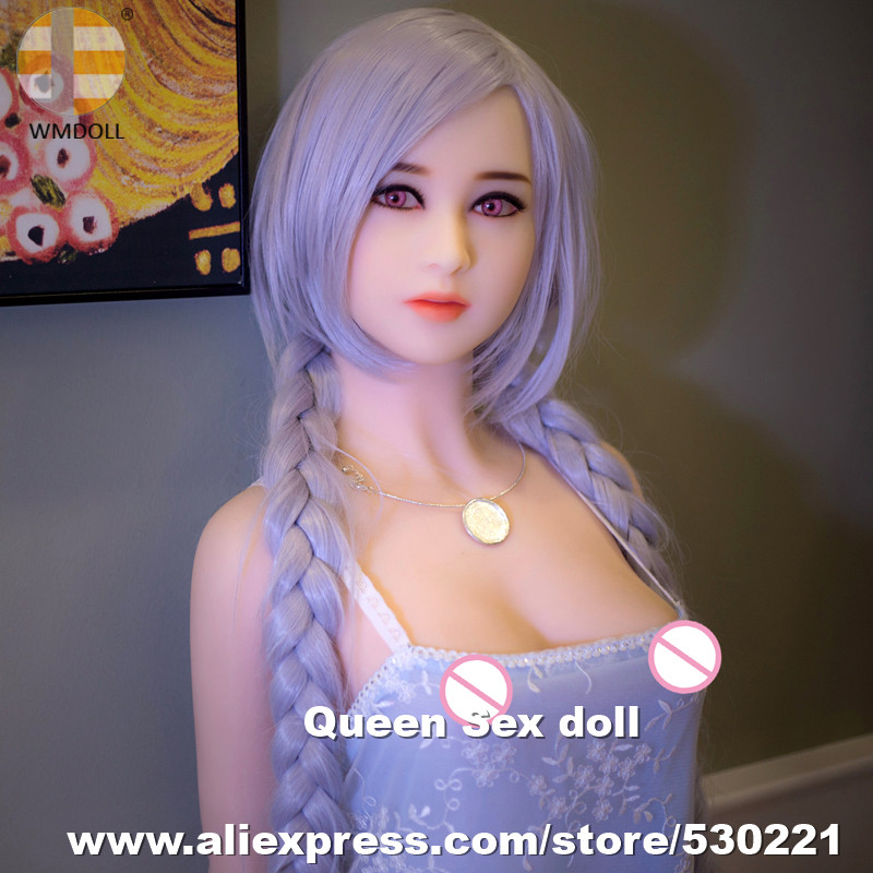 WMDOLL 156cm Top quality silicone doll for sex, sexy doll with vagina real pussy anal, full size love dolls