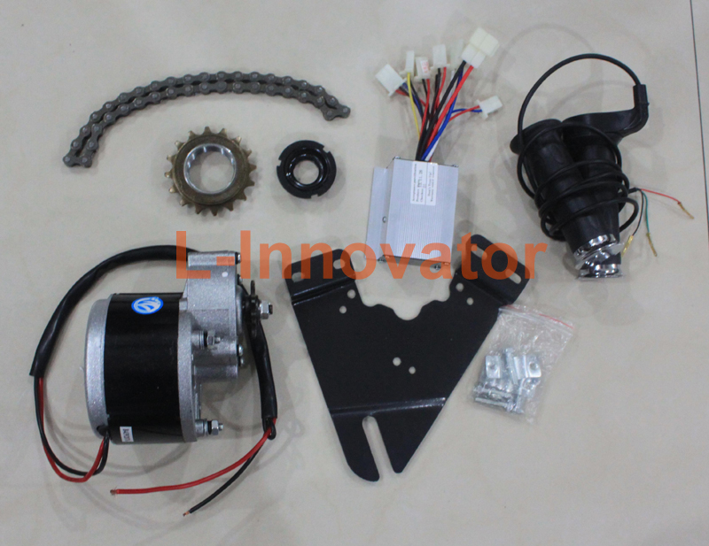 24v 250w e bike motor kit homemade electric bicycle motor