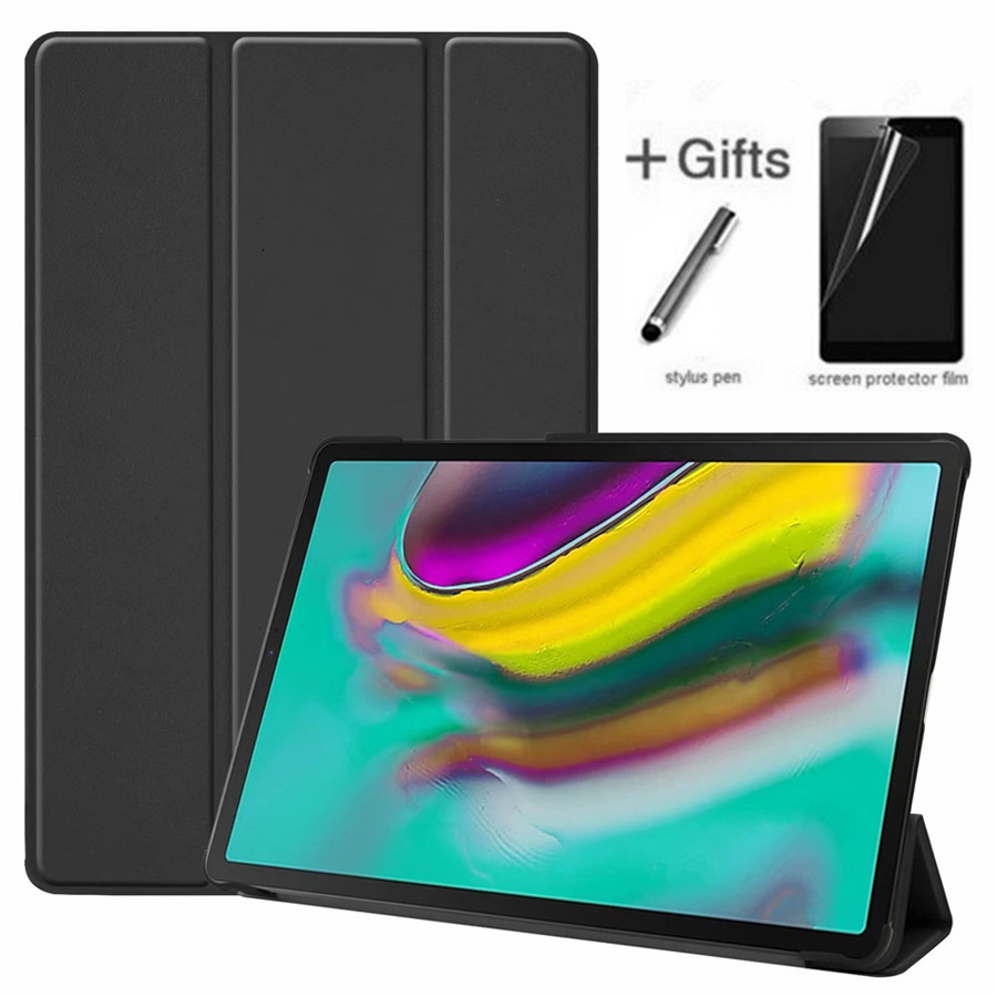 Tab S5e 10.5 2019 <font><b>T720</b></font> Slim Light Cover Stand Hard Shell Folio <font><b>Case</b></font> for Samsung Galaxy Tab S5e 10.5 2019 SM-<font><b>T720</b></font> SM-T725 Release image
