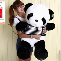 32 Giant Big Panda Teddy Bear Plush Soft Toys Doll Stuffed Animals Pillow Gift