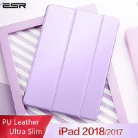 Case For IPad 9 7 Inch 2018 Cover ESR Yippee Color Ultra Slim PU Leather Auto