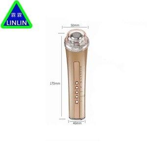 Image 5 - LINLIN goodwind CM 5 2 6 en 1 machine de soins de la peau machine de rajeunissement des photons faciaux soins du visage dispositif Anti âge Vibration SPA