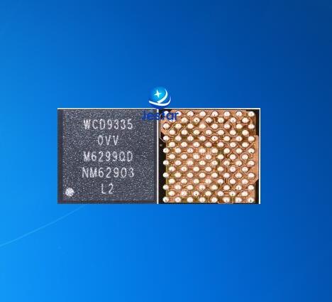 buy wcd9335 - 1pc 3pcs  10pcs WCD9335 audio ic for samsung S7