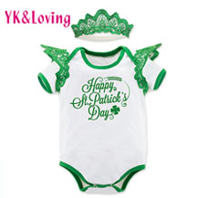 -Happy-St-Patrick-day-baby-Rompers-Short-Sleeve-Cotton-shamrock-Printed-Toddler-Baby-wear-Clothing