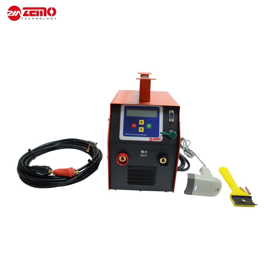 Image 2 - DPS10 15KW Electrofusion Welder Machines-in Plastic Welders from Tools
