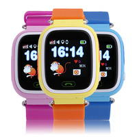 Children Smart Watch Student Touch Screen Kids Smartwatches GPS Positioning Phone Call WiFi Anti Fall Off