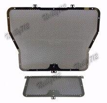 Черный решетка радиатора + Масляный радиатор гвардии защитная крышка для BMW S1000R S1000RR S1000XR S 1000R RR XR