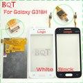 Melhor qualidade g318 g318 sensível ao toque para samsung galaxy ace 4 neo digitador da tela de toque e tela de lcd