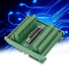 Terminal Module SCSI68 68-pin DB Type Female Connector Terminal Blocks Module Breakout Board Terminal Interface Module