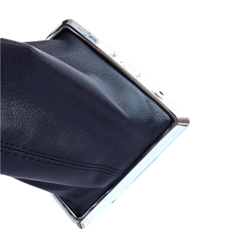 CARLOB style de voiture PU étui en cuir colliers de changement de vitesse autocollant guêtre bouton couverture de démarrage pour 2005 2006 2007-2012 Ford Focus MK2