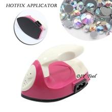 Free Shipping  Hot fix Applicator DIY rhinestones iron use Hotfix Rhinestones on crystals