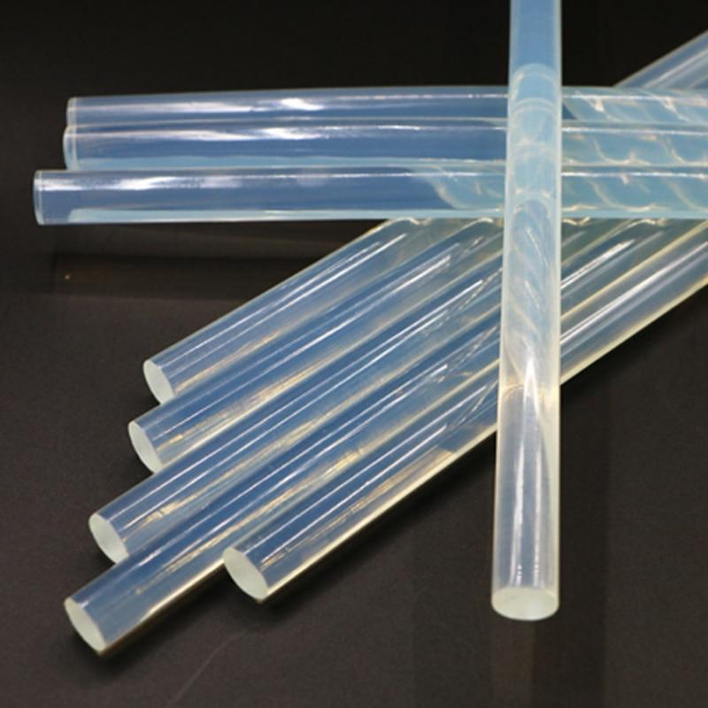 10 Unids / set 7mm / 11mm * 270mm Adhesivo de fusión en caliente - Herramientas eléctricas - foto 2